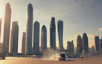 Ken Block : Gymkhana 8 drift Dubaï