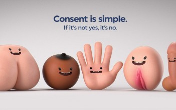 Project Consent : clips d'animation sur le consentement sexuel