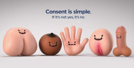 Project Consent : clips d'animation sur le consentement sexuel