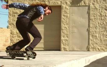 Death Skateboards : Richie Jackson réinvente le skate et c'est dingue !