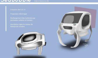 Sea Bubble : la voiture volante de Alain Thébault