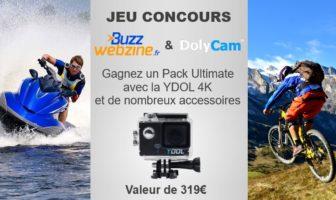 jeu-concours buzzwebzine & dolycam