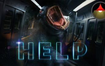 HELP : affrontez un monstre en réalité virtuelle à 360°