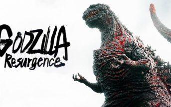 Godzilla Resurgence : un film 100% Japon au look vintage