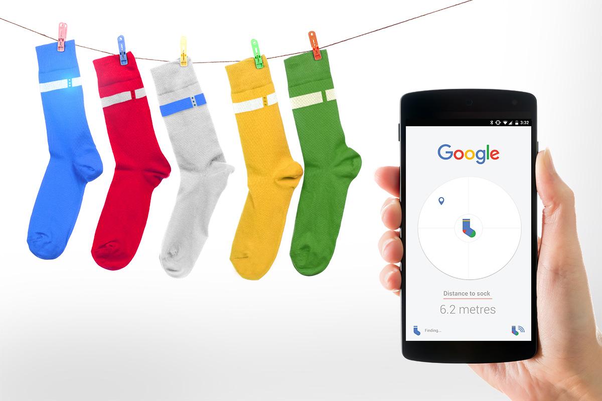 Google-appli-retrouver-chaussettes