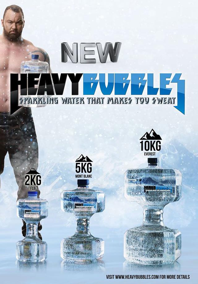 HeavyBubbles