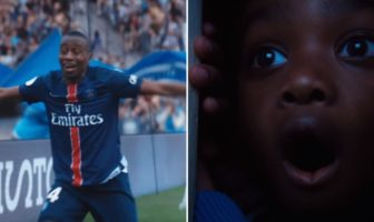 Nike Football Presents: Spark Brilliance ft. Blaise Matuidi