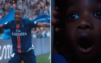 La vie de Blaise Matuidi retracée dans une pub Nike Football