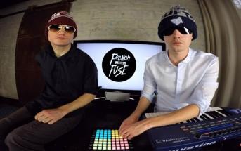 French PUB : ils créent une compo avec 35 musiques de pub