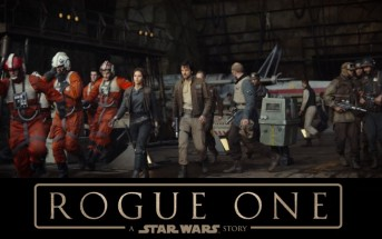 Rogue One - A Star Wars Story : le 1er teaser enfin dévoilé !