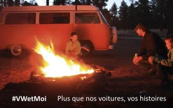 #VWetMoi : votre histoire dans la prochaine pub Volkswagen ?