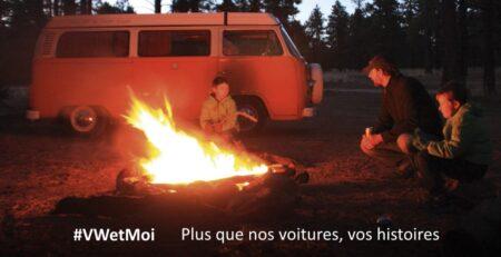 #VWetMoi Plus que nos voitures, vos histoires