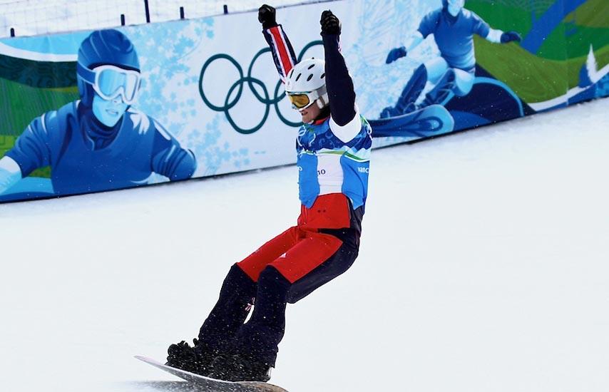 JJP - BOA - Feb 16, 2010 - Vancouver WinterOlympic Games 0 Wome's boarder cross
