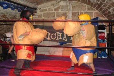 bar-paris-Lucha-Libre