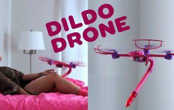 Dildo Drone : le sextoy volant