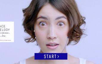 Face melody : ce site web crée de la musique avec votre visage