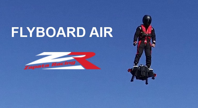 flyboard air - zapata racing