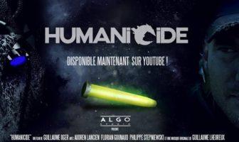 humanicide algo studio Guillaume Oger