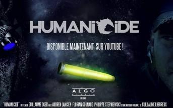 Humanicide : court-métrage SF français de ALGO Studio