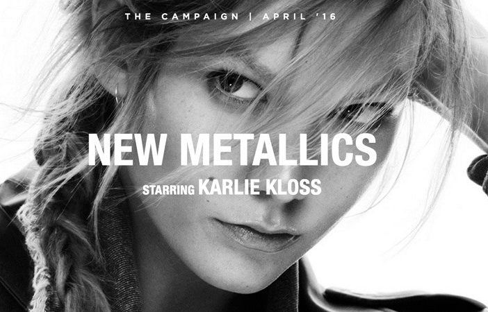 9751934d1 The Kills : musique de la pub Mango 2016 'New Metallics'