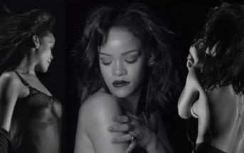 Kiss it better : Rihanna nue dans son nouveau clip très sexy