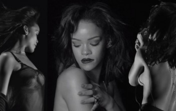 Rihanna nue, topless et sexy dans le clip kiss it better