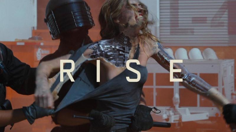 rise court-métrage de David Karlak