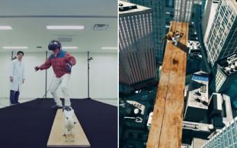 VR Zone : défiez le vide et sauvez un chaton en réalité virtuelle