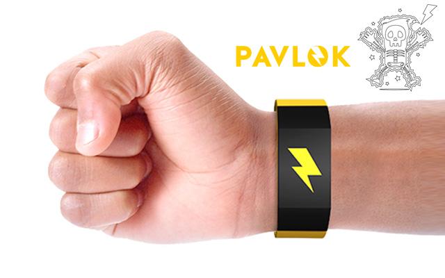 Pavlok : le réveil bracelet électrique