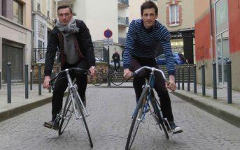 Trocadero-fixie : ce vélo désarticulé va plaire aux casse-cous