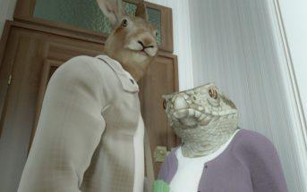 Chaud Lapin : une histoire d'adultère entre animaux