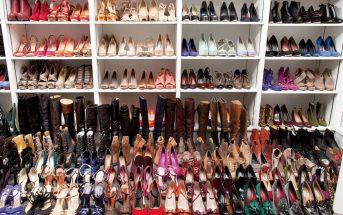 10 idées pour vous débarrasser des chaussures de votre femme