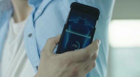 Nivea nose : le nez électronique pour smartphone