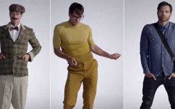 Vidéo : 100 ans de mode pour homme en 3 minutes