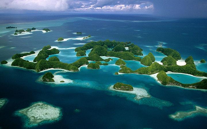 Les îles Galapagos, Océan Pacifique