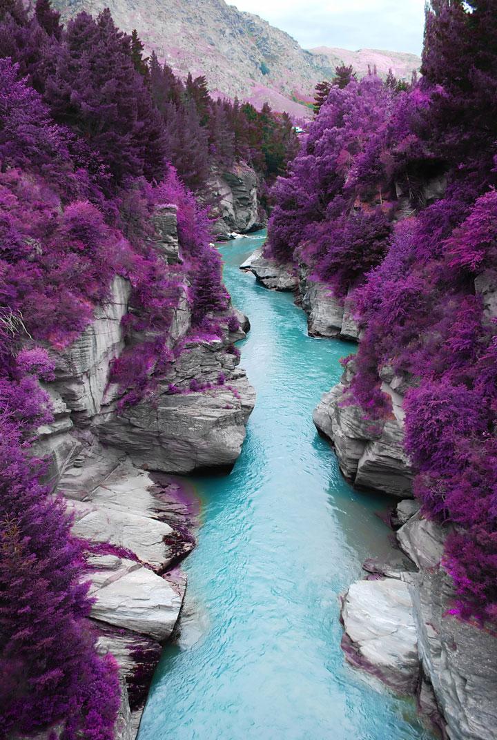 Les Piscines Enchantées de l'île de Skye, Ecosse