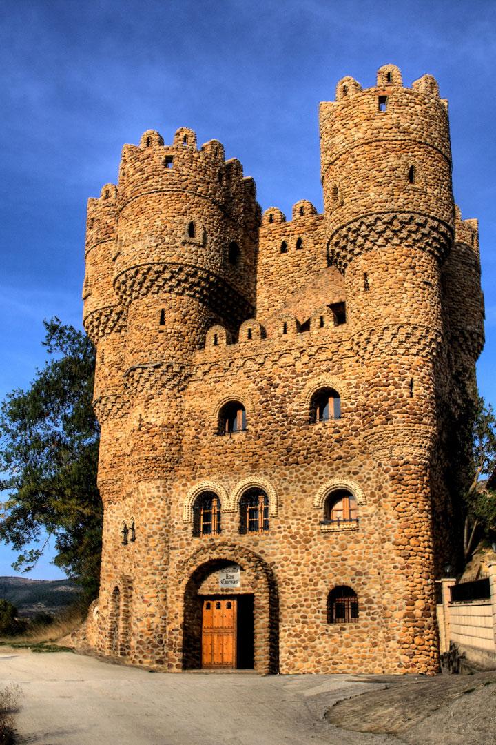 Château de La Cueva à Burgos, Espagne