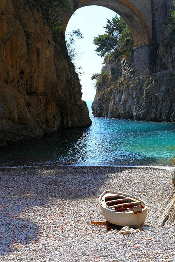 Vettica en Campagnie, Italie