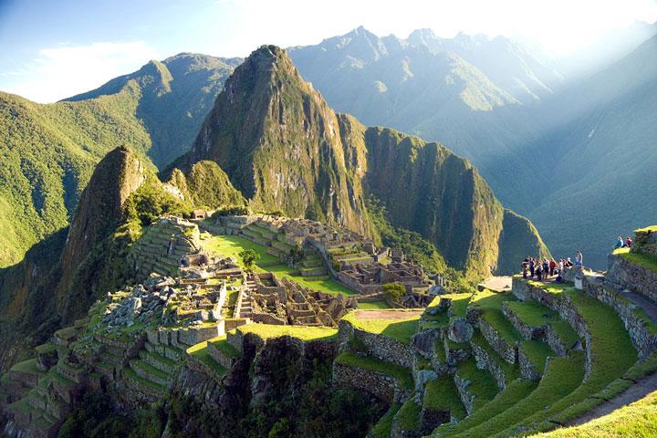 Machu Picchu, Péru