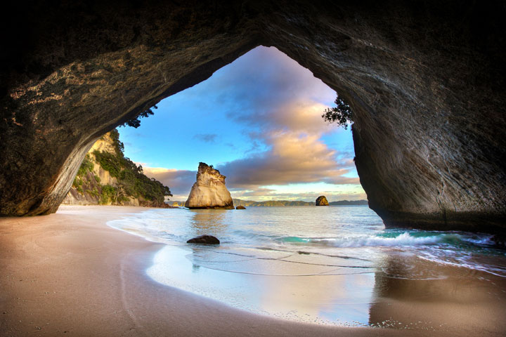 Te Whanganui-A-Hei, Nouvelle-Zélande