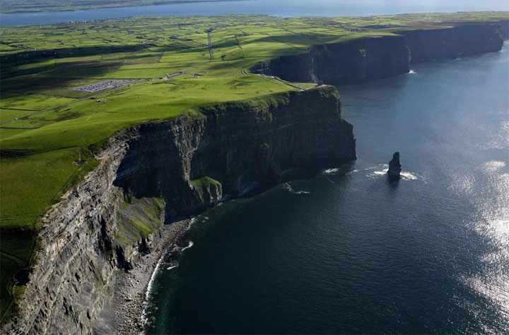 """Cliff Of Moher"", Irlande"