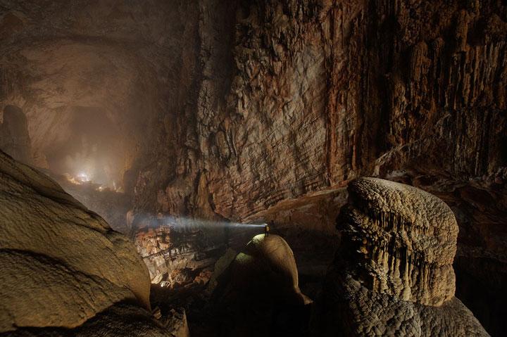 La grotte de Son Doong, Vietnam