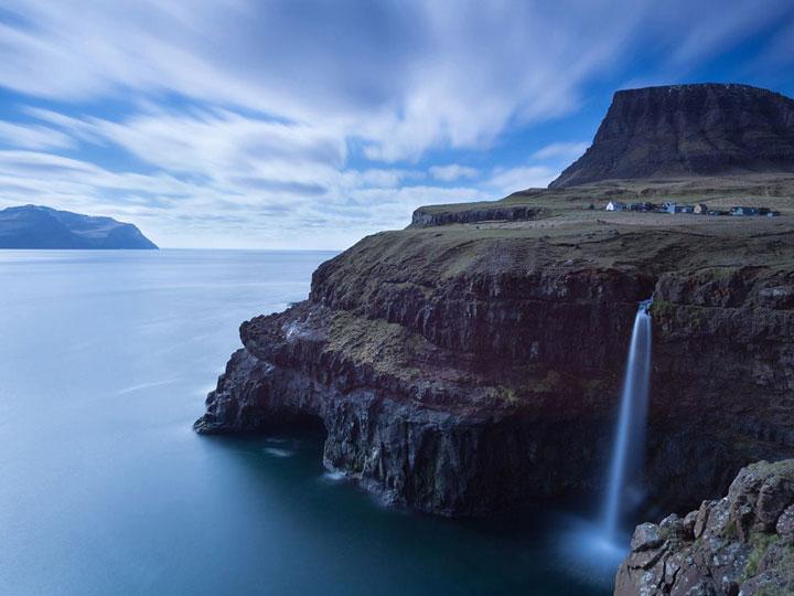 Les îles Féroées