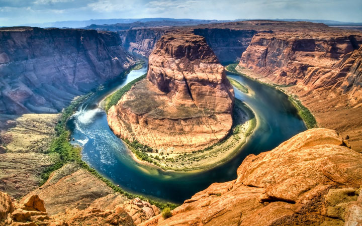 Horseshoes Bend, Arizona, Etats-Unis