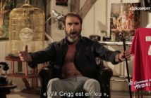 Eric Cantona chante 'Will Grigg's on fire'