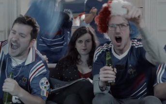 J'préfère te prévenir : la parodie des fans de foot pour l'Euro 2016
