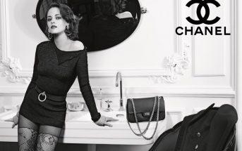 Kristen Stewart sexy et sensuelle dans la pub Chanel 2016