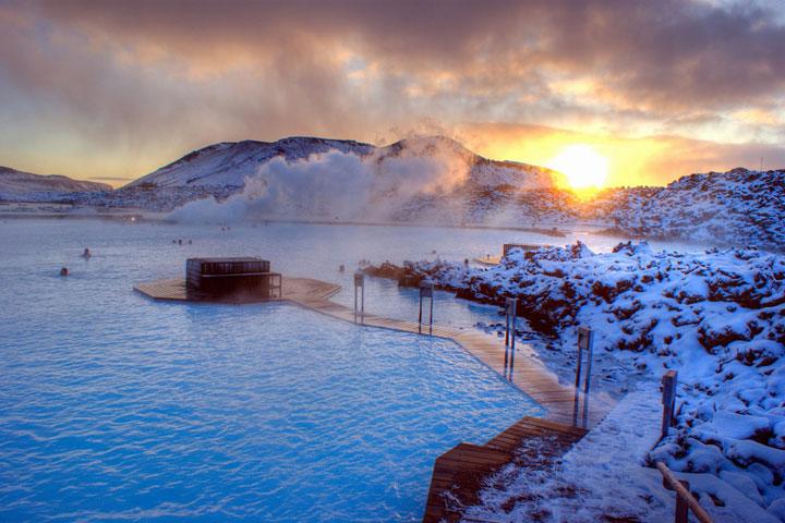 Le Lagon Bleu, Iceland