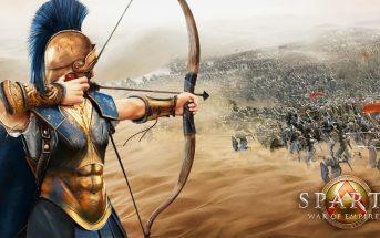 Sparta War of Empires : jeu de stratégie gratuit en ligne