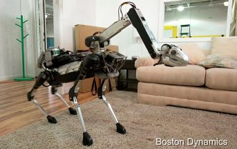 SpotMini : le robot assistant ménager pratique, mais un peu flippant !